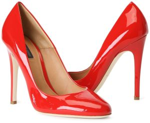leather-red-high-heel-shoes