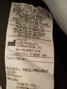 Label (Original Photo)