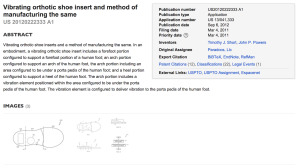 Example of Google patent