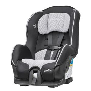 Evenflo Tribute DLX Convertible Car Seat - Baylor (Photo from Babies R Us website)