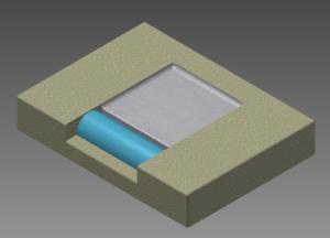 Our 3D model (original photo)