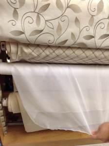 Hancock Fabric's webbing material