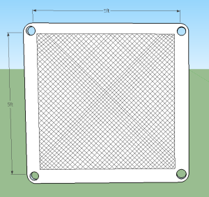 Improved 3D model of Buckle Blanket