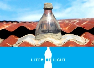 Liter of Light technology that has inspired Make Your Own Light courtesy of Ace Welfare