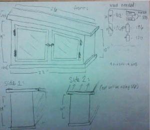 Karrie's sketch