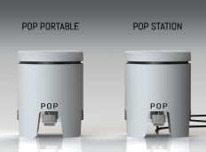 Portable Charging Station https://www.kickstarter.com/projects/siminoff/pop-the-intersection-of-charging-and-design