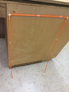 This is a picture pf my first prototype (down sized) of the misting system.