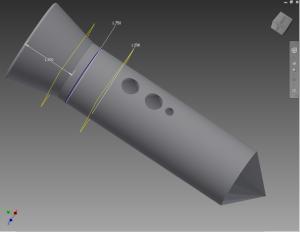 Shieldanator 3D schematic