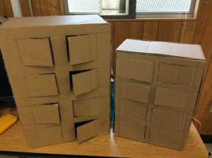 Prototype 1 and 2