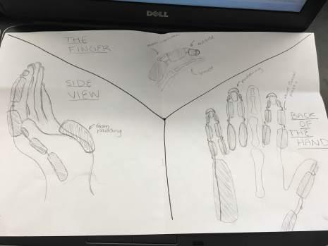 Original draft of device -taken by JPP