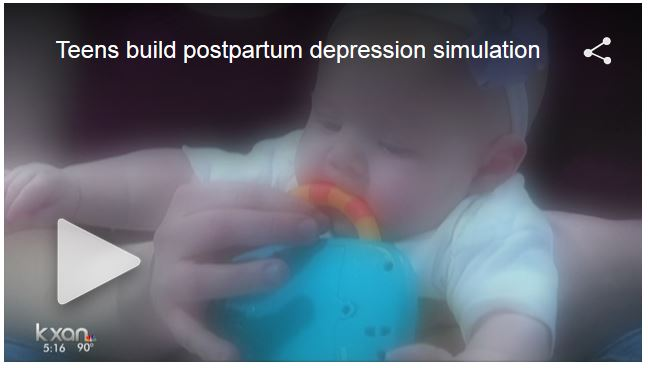 http://kxan.com/2017/05/18/teens-build-postpartum-depression-simulation/